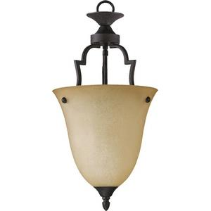 Coventry - 1 Light Medium Pendant in Transitional style - 10.75 inches wide by 22 inches high