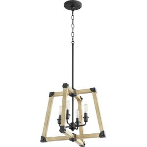 Alpine - Four Light Pendant