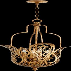 Lemonde - 4 Light Pendant in style - 15.75 inches wide by 32.75 inches high