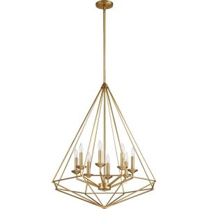 Bennett - 8 Light Pendant in style - 28.5 inches wide by 33 inches high