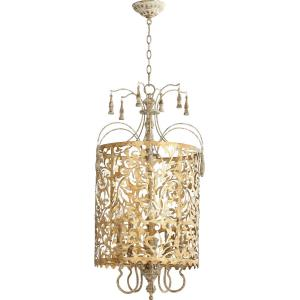 Leduc - 5 Light Pendant in Transitional style - 19 inches wide by 35 inches high