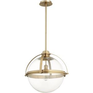 Meridian - One Light Pendant