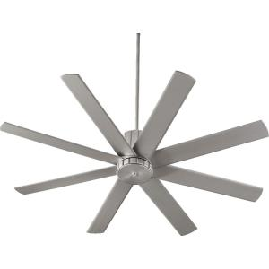 Proxima - Ceiling Fan in Soft Contemporary style - 60 inches wide by 18 inches high