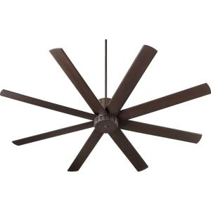 Proxima - Ceiling Fan in Soft Contemporary style - 72 inches wide by 17.5 inches high