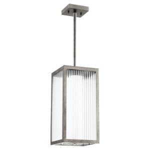 Maestro - 17.13 Inch 12W 3 LED Outdoor Pendant