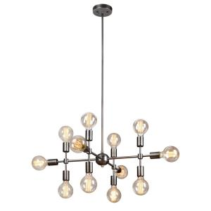 Enzo - Twelve Light Small Pendant