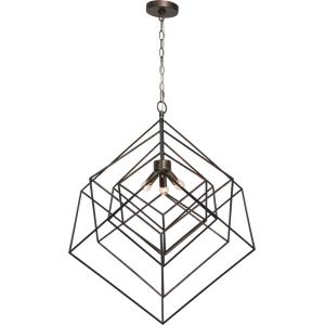Andrano - Three Light Large Pendant