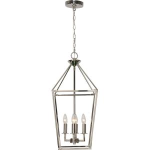 Wentbridge - Four Light Small Pendant