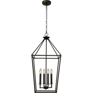 Royston - Four Light Medium Pendant
