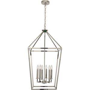 Merrygold - Six Light Medium Pendant