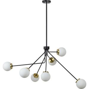 Fintona - Seven Light Chandelier