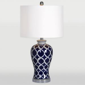 Indigo - One Light Small Table Lamp