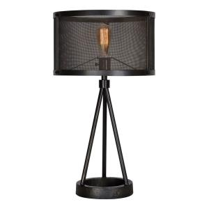 Livingstone - One Light Small Table Lamp