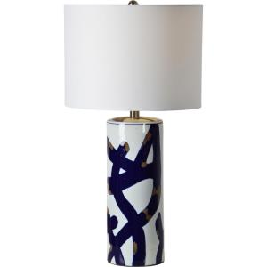 Cobalt - One Light Small Table Lamp