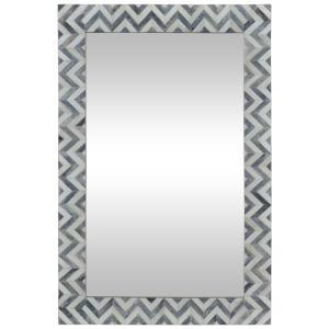 Abscissa - 36 Inch Rectangular Medium Mirror
