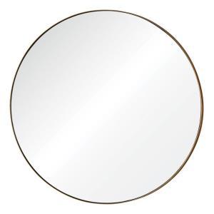 Oryx - 29.5 Inch Round Large Mirror