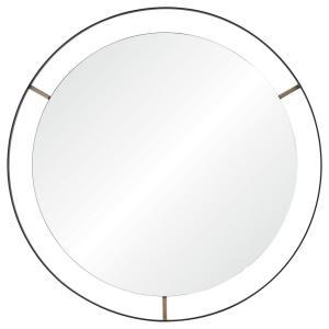 Jericho - 30.5 Inch Round Mirror