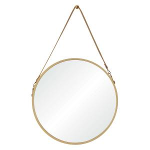 Cupola - 38.75 Inch Small Round Mirror