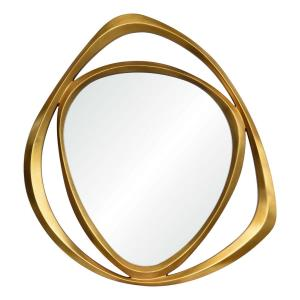 Goldie - 42 Inch Large Triangle Mirror