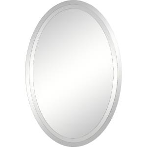 "Include - 36"" Oval Mirror"