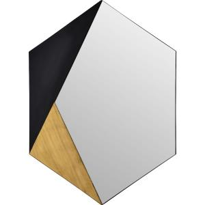 Cad - 40 Inch Hexagon Mirror