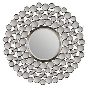 Andromeda - 42 Inch Round Mirror