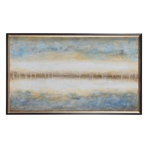 "Virgo - 30"" Large Rectangular Wall Art"