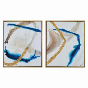 Kuma - 36 Inch Medium Rectangular Wall Art