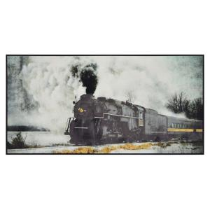 Fisher - 60 Inch Large Rectangular Wall Art