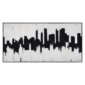 Barnes - 60 Inch Large Rectangular Wall Art