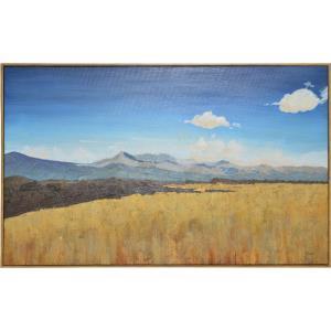 """Aaden - 48"""" Canvas Art"""