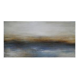 "Calm Seas - 57"" Decorative Canvas"