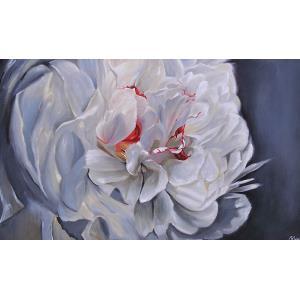 Floral Elegance - 60 Inch Canvas
