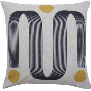 Turin - 20 Inch Sqaure Pillow