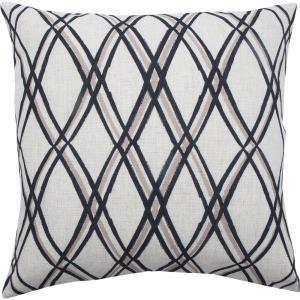 Crisscross - 20 Inch Sqaure Pillow
