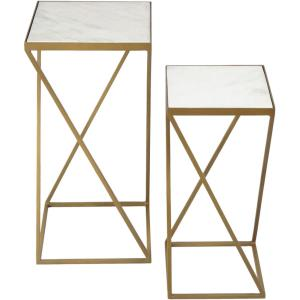 Darby - 24 Inch Medium Accent Table (Set of 2)