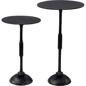 "Bestin - 25"" Accent Table (Set of 2)"