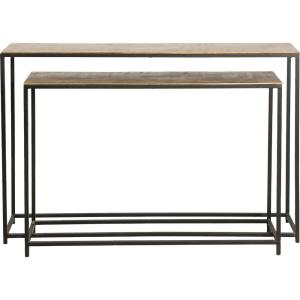 Ledford - 46 Inch Console Table (Set of 2)