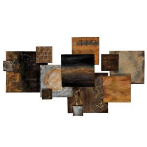 Transforming - 51 Inch Decorative Wall Art