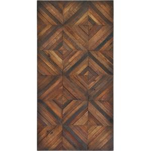 Chevron Stripes - 24 Inch Medium Wall Decorative