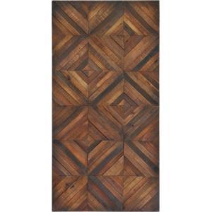 "Chevron Stripes - 24"" Medium Wall Decorative"
