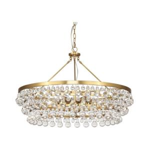 Bling - Six Light Chandelier