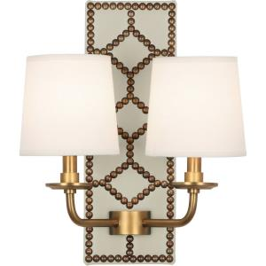 Williamsburg Lightfoot - Two Light Wall Sconce