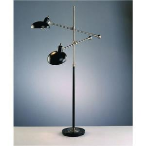 Bruno - Two Light Floor Lamp