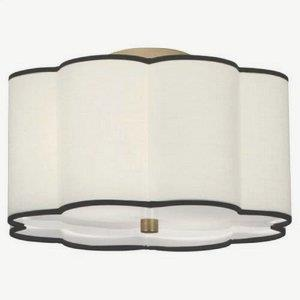 Axis - Two Light Flush Mount