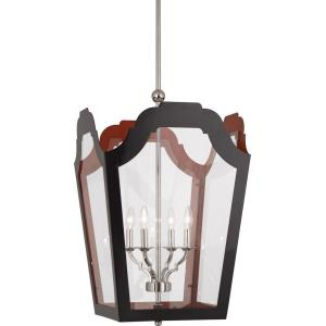Williamsburg Tayloe - 30 Inch Four Light Pendant