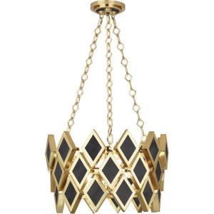 Edward - Three Light Pendant
