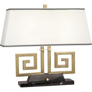 Jonathan Adler Mykonos - Two Light Table Lamp