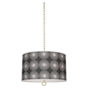Jonathan Adler Meurice - Three Light Pendant