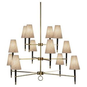 Jonathan Adler Ventana - Twelve Light Chandelier